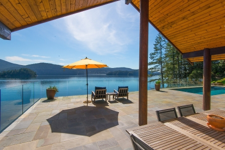 Cool Waterfront Homes Allan Mark Angell West Vancouver North Home Interior And Landscaping Ologienasavecom